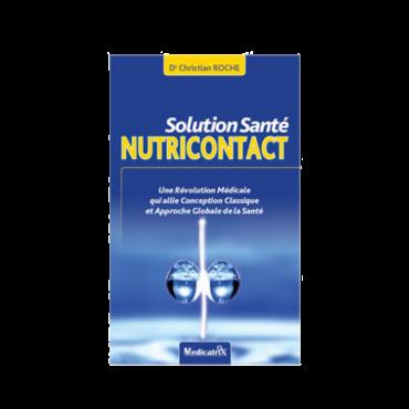 Le LIVRE « Solution Santé Nutricontact »