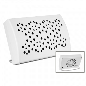 Purificateur d'air Bubble Clean Blanc SILENCE