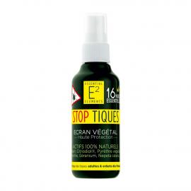 Stop tiques spray cutané