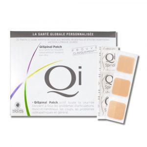 Qi Spinal en patch