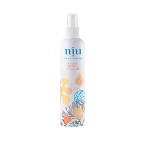 Crème solaire minéral NIU SPF30 Bio