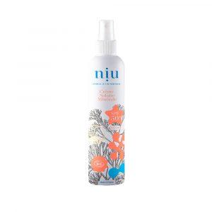 Crème solaire minéral NIU SPF50+ Bio