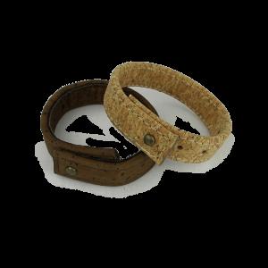 Bracelet en liège de protection anti onde