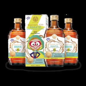 Promotion 2 bouteilles de Regulatpro Kid's + 1 offerte